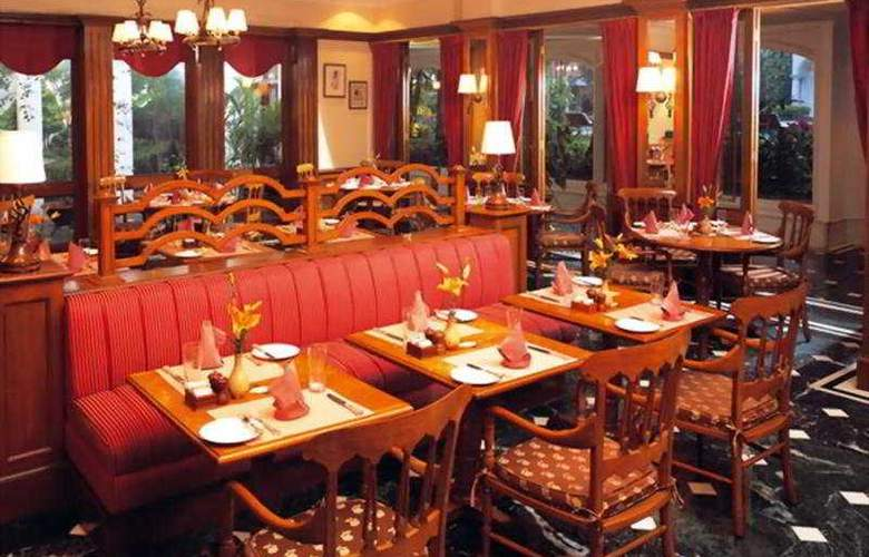 Oberoi Grand - Restaurant - 7