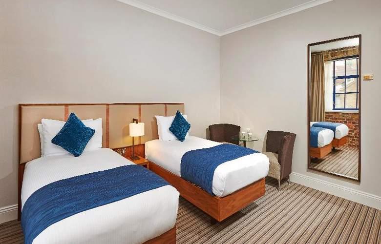 Hilton London Docklands Riverside - Room - 18