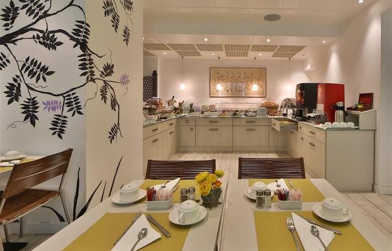 C-Hotels Atlantic - Restaurant - 20
