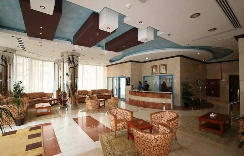 Jormand Hotel Apartments Sharjah - Hotel - 0