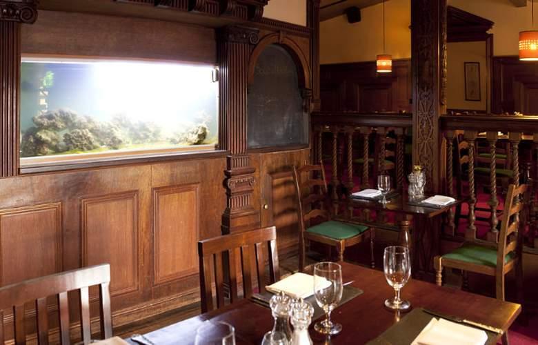 The Glen Mhor Hotel - Restaurant - 4