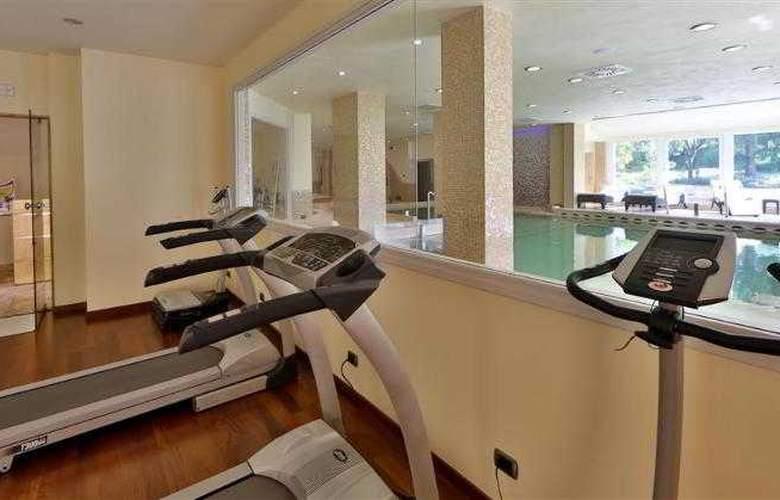 BEST WESTERN Hotel Fiuggi Terme Resort & Spa - Hotel - 39