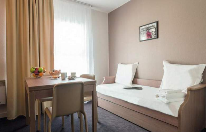Appart City Marseille Euromed - Room - 14