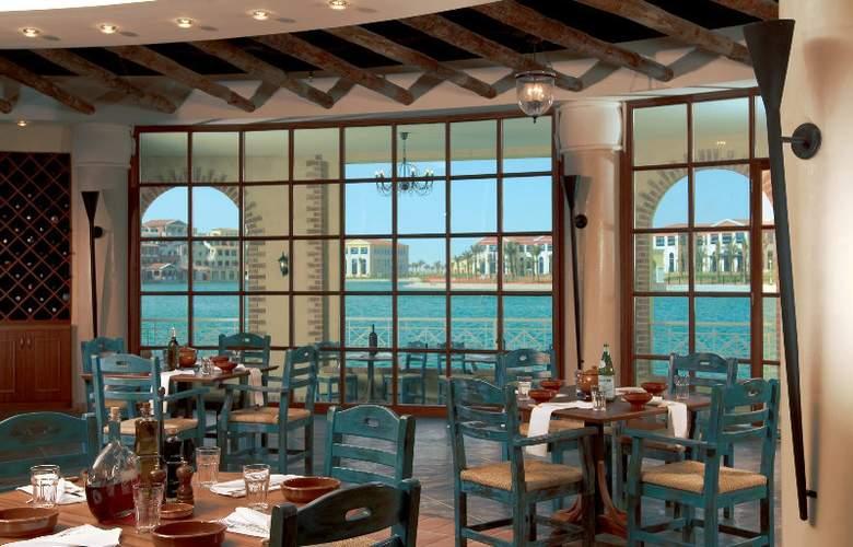 Courtyard Marriot, Green Community - Restaurant - 49