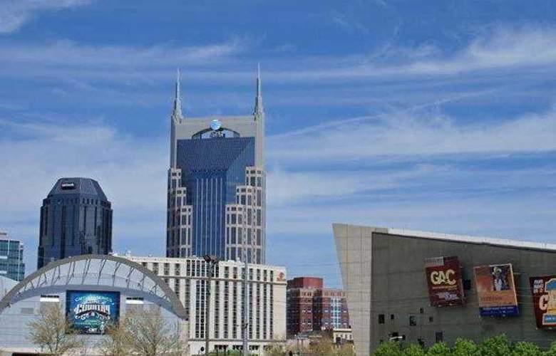 SpringHill Suites Nashville Airport - Hotel - 1
