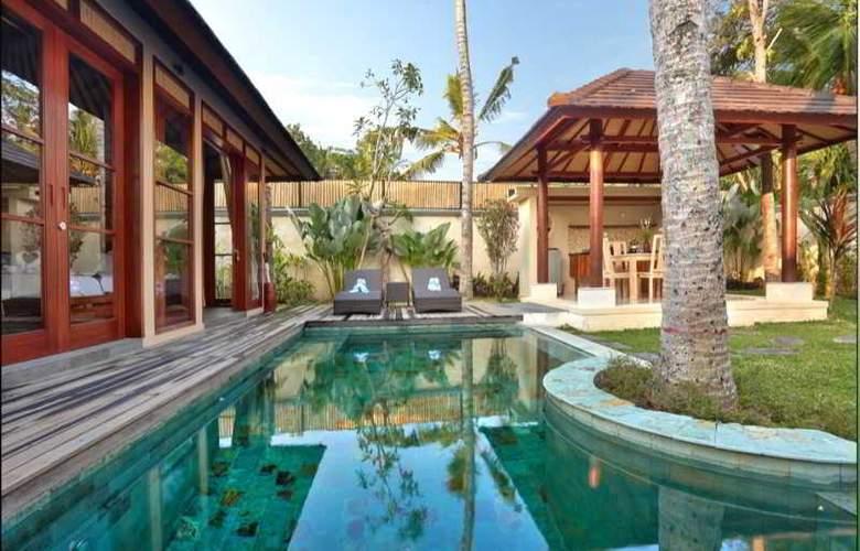 D´bulakan Kampung Villa Ubud - Room - 11