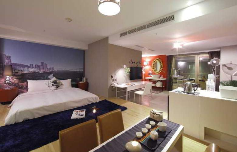 Hotel Day Plus Tamsui - Room - 6