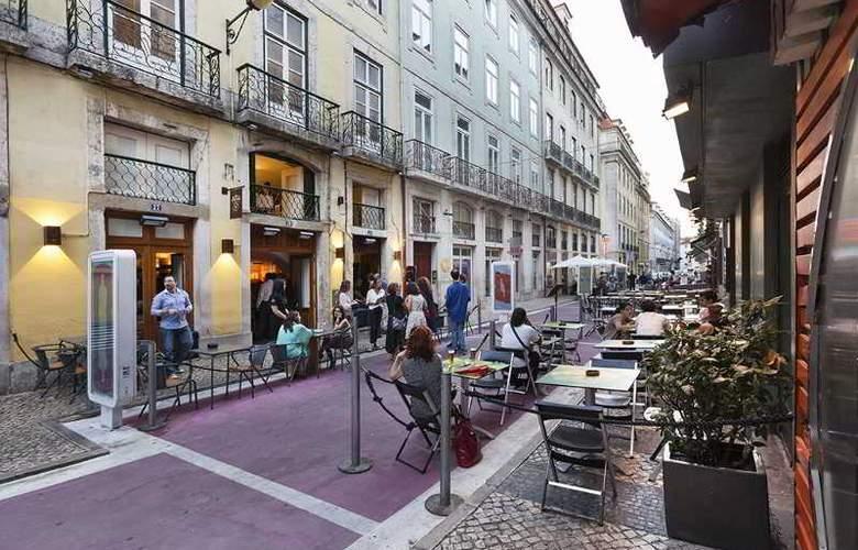 Hello Lisbon Cais do Sodre - Hotel - 16