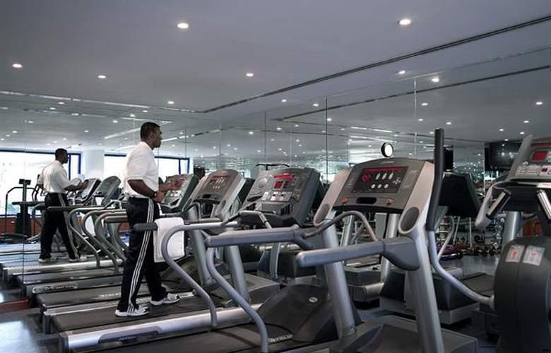 Swiss-Belhotel Sharjah - Sport - 4