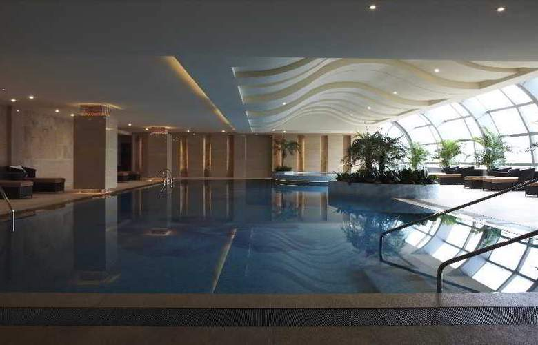 Suzhou Marriott Hotel - Pool - 1