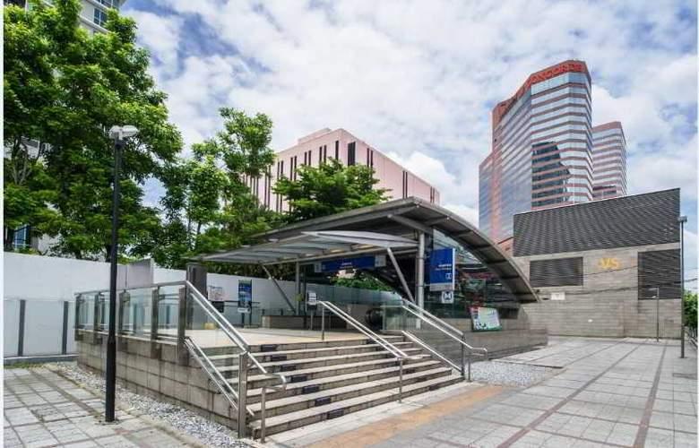 Swissotel Bangkok Ratchada - Hotel - 9