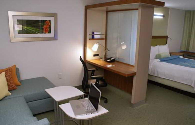 SpringHill Suites Miami Arts/ Health District - Room - 10