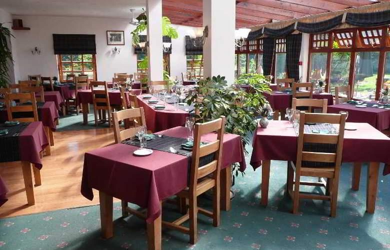 Dornoch Castle - Restaurant - 1