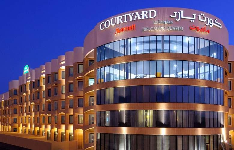 Courtyard Riyadh Diplomatic Quarter - Hotel - 0