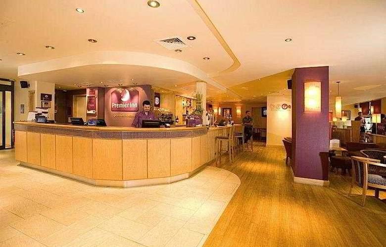 Premier Inn Belfast City Centre Alfred Street - General - 2