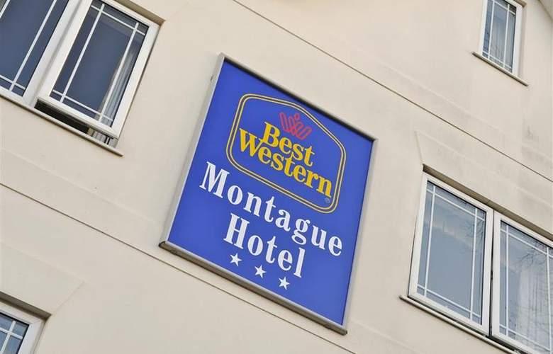 Best Western Montague Hotel - Hotel - 67
