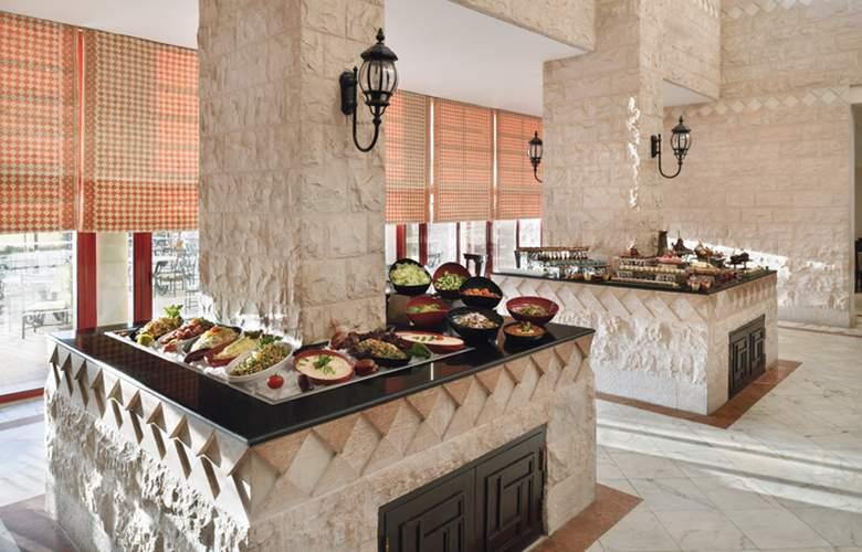 Movenpick Nabatean Castle - Restaurant - 3