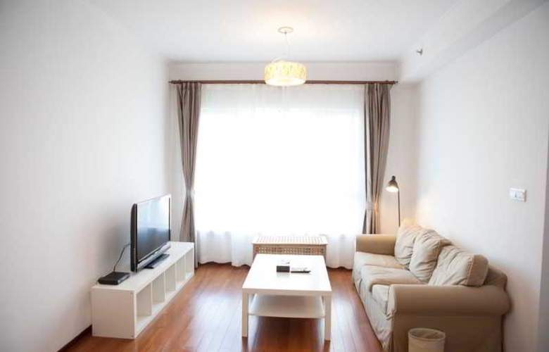 Yopark Serviced Apartment-Hui Ning Garden - Room - 9