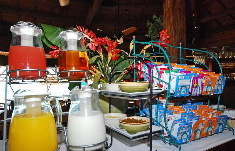 Best Western Emerald Beach Resort - Restaurant - 83
