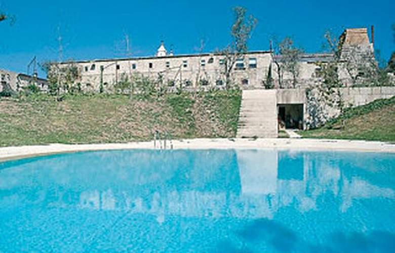 Pousada do Gerês-Amares - Santa Maria do Bouro - Pool - 5