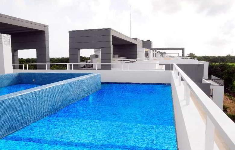 Pure All Suites Riviera Maya - Terrace - 4