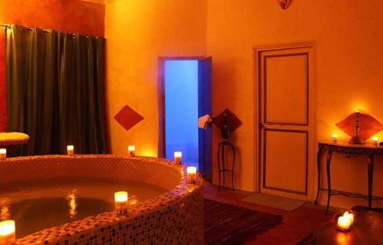 Relais du Silence Chateau de Lavail - Hotel - 6
