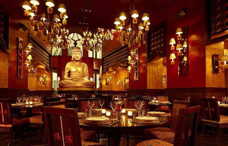Buddha-Bar Hotel Budapest Klotild Palace - Restaurant - 3
