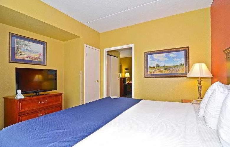 Best Western Executive Inn & Suites - Hotel - 48