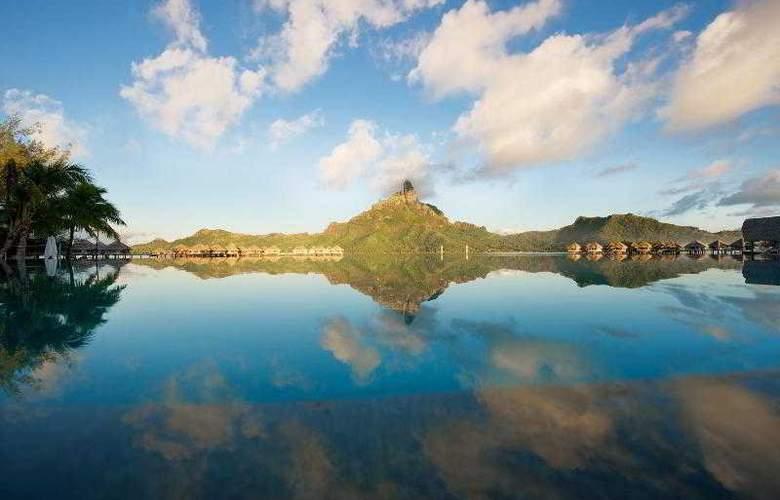 Le Meridien Bora Bora - Hotel - 55