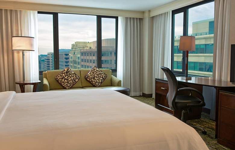 Washington Marriott at Metro Center - Room - 26