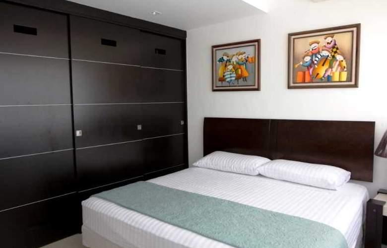 Torre Barcelona Cancún - Room - 5