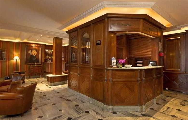Best Western Premier Trocadero La Tour - Hotel - 12