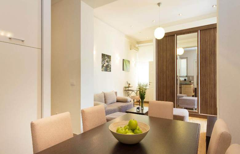 Studio DORCOL SATIN - Hotel - 6