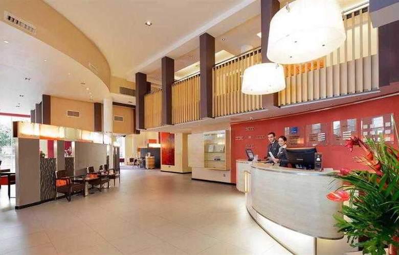 Novotel London Greenwich - Hotel - 32