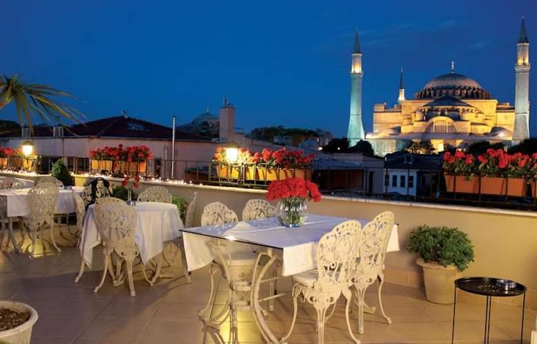 Celal Sultan - Terrace - 15