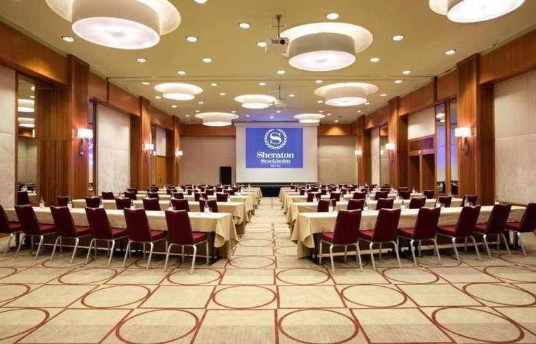 Sheraton Stockholm Hotel - Conference - 5