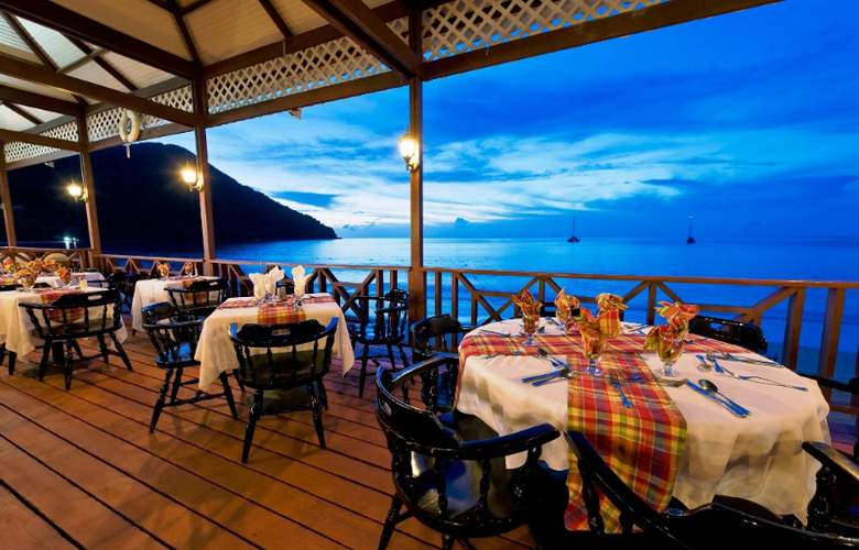 St. Lucian by Rex Resorts - Restaurant - 6