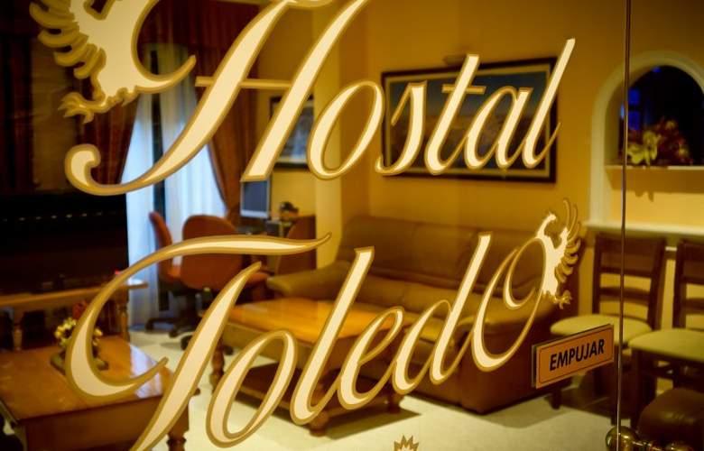 Hostal Toledo - Hotel - 0