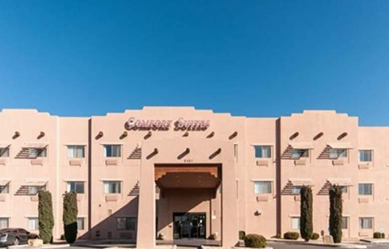 Comfort Suites Las Cruces - Hotel - 0