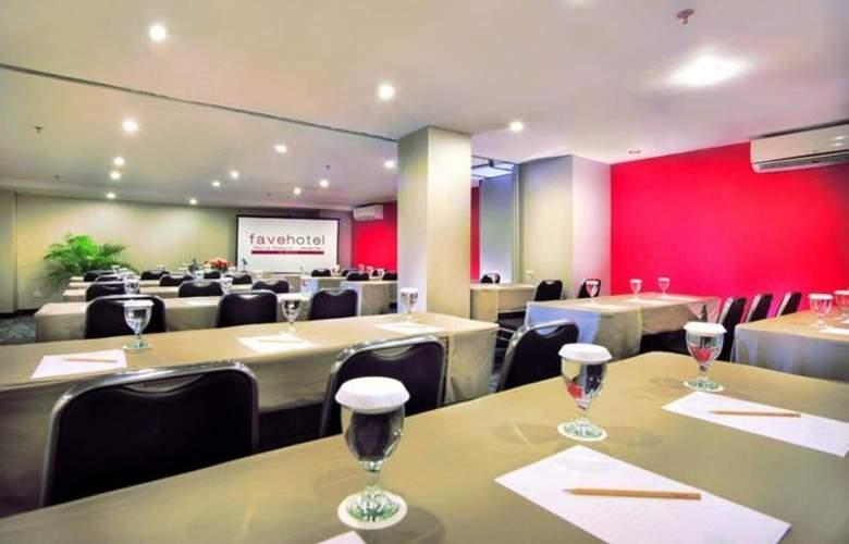 Favehotel Wahid Hasyim Jakarta - Conference - 12