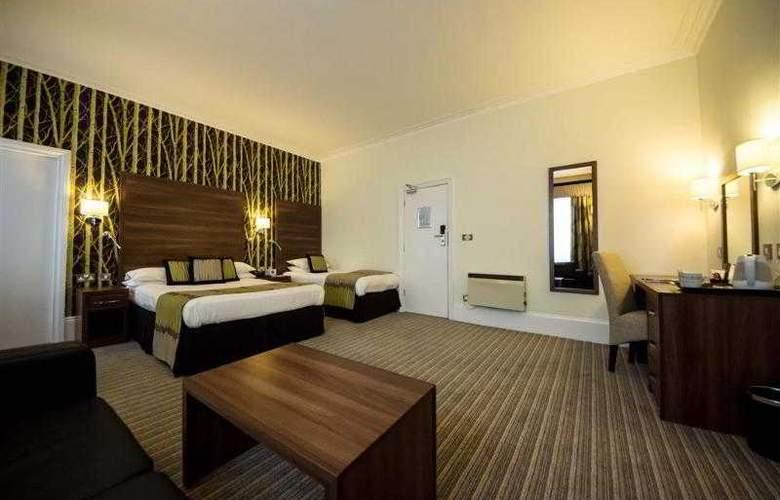 Best Western York House - Hotel - 70