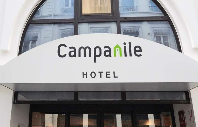 Campanile Lyon Centre - Berges du Rhône - Hotel - 4
