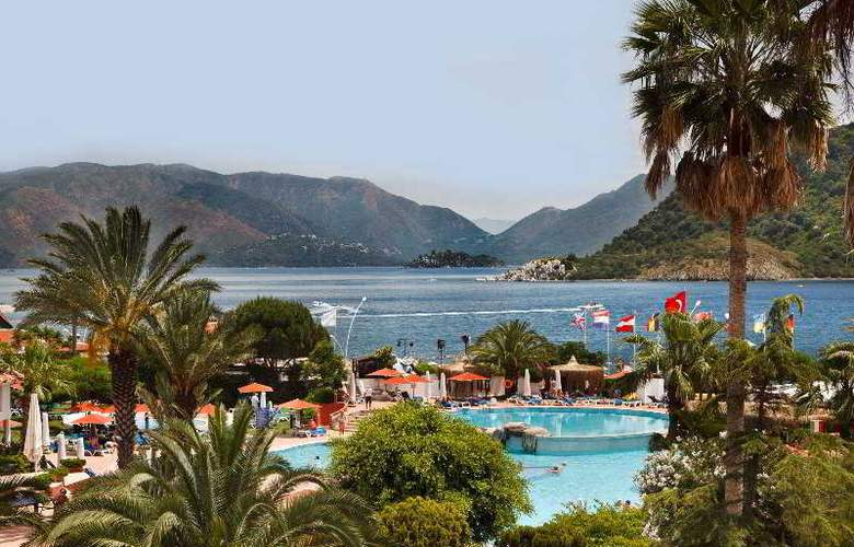 Marti Resort Hotel - Hotel - 8