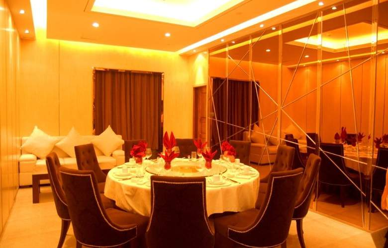 J Hotel - Restaurant - 5