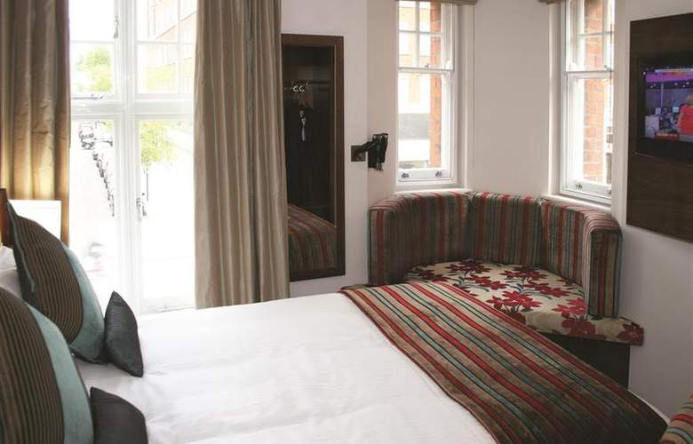 Seraphine Kensington Olympia - Room - 4