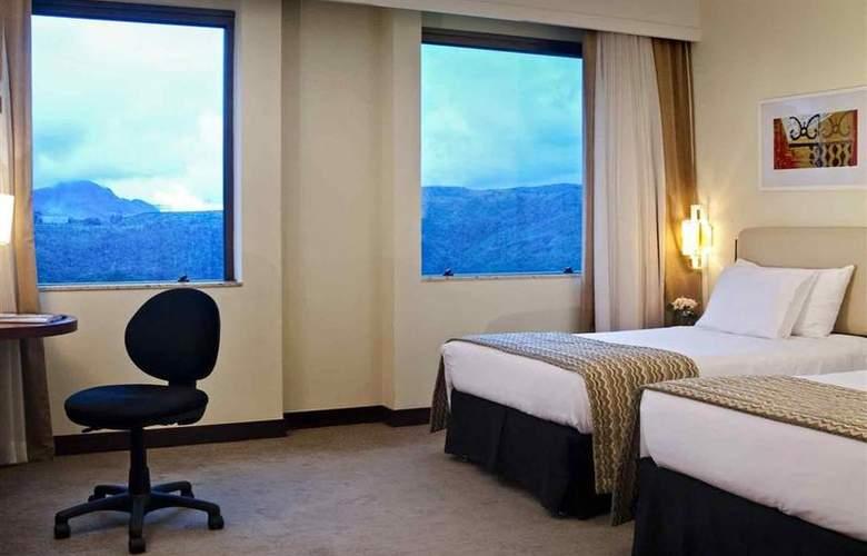 Caesar Business Belo Horizonte Belvedere - Room - 20