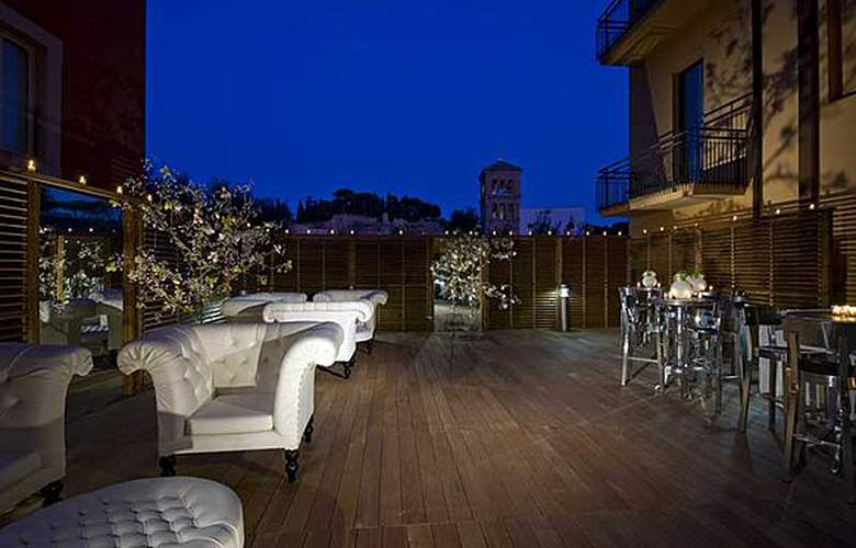 Residence Palazzo al Velabro - Terrace - 5