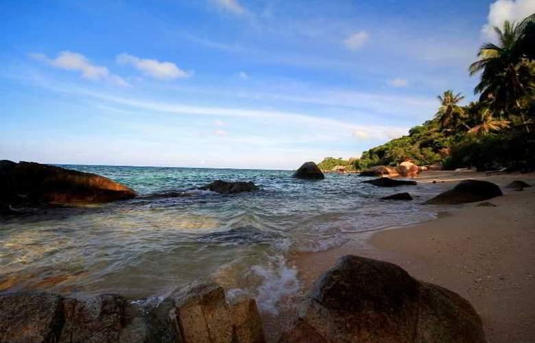 Pinnacle Koh Tao Resort - Beach - 23