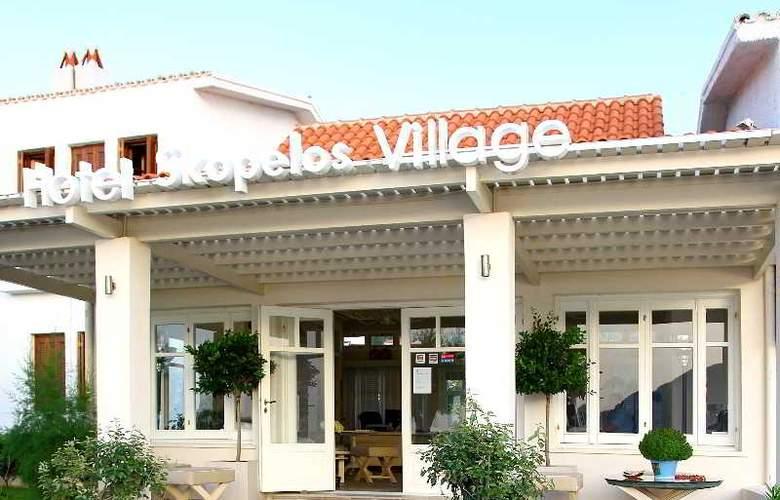Skopelos Village Hotel Apartments - Hotel - 9