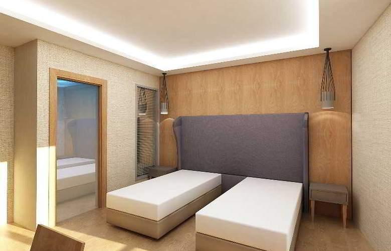 Blueway Hotel City - Room - 1